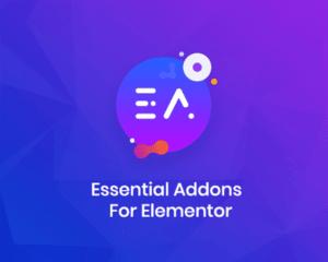 logo essential addons for elementor